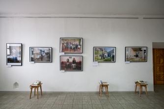 Honchar Museum installation
